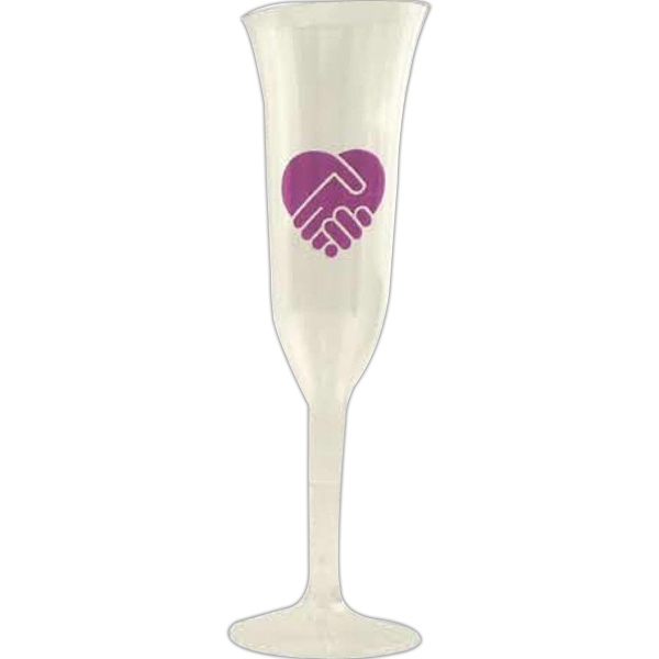 Classic Crystal (tm) 500 Line - 10 Working Days - Two-piece 5 Oz. Tulip Champagne Glass Photo