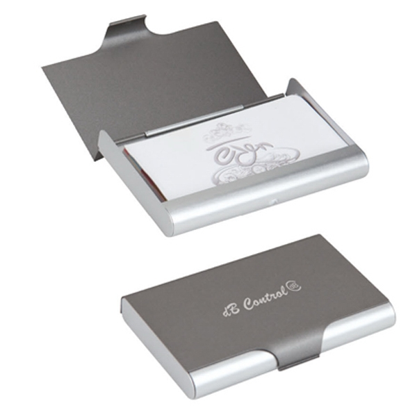 Pinemax - Dark Gray Aluminum Card Case Photo