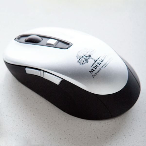 2.4ghz Wireless Optical Mouse Nano Receiver Photo