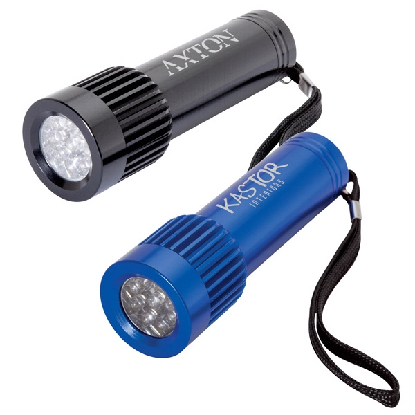 9 Led Flashlight Photo