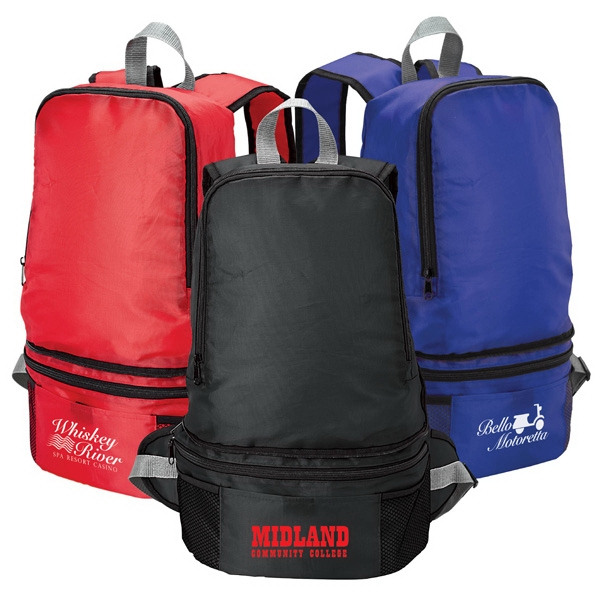 3-in-1 Waist Pack, Cooler And Backpack Photo