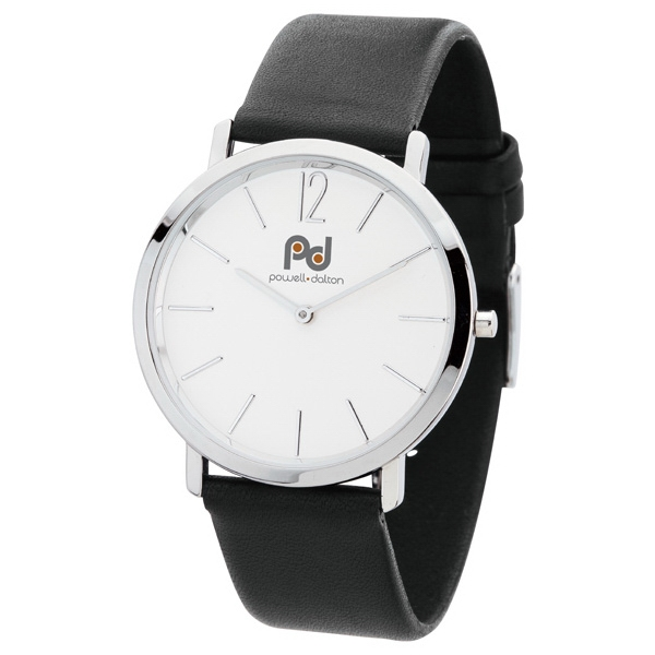 Men's 39mm - Watch With Slim And Stylish Two-tone Dial Photo