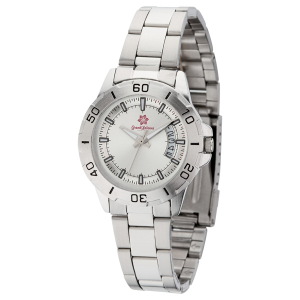 Women's 33mm - Watch With Brushed Silver Metal Case Photo