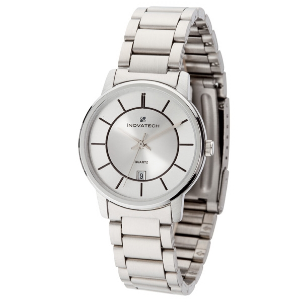 Women's 32mm - Watch With Silver Metal Case Photo