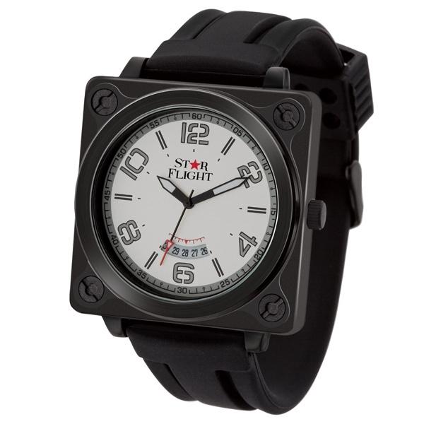 Aviator Style Unisex Watch