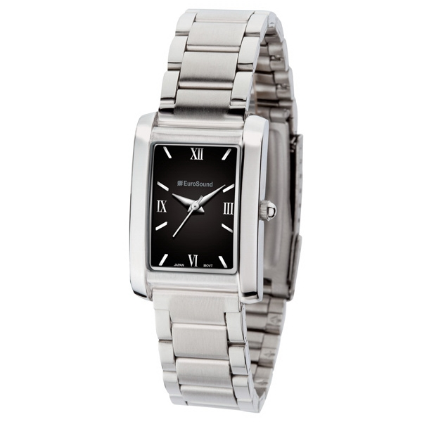 Women's 23mm - Watch With Roman Numerals Two-tone Silver Bracelet Photo