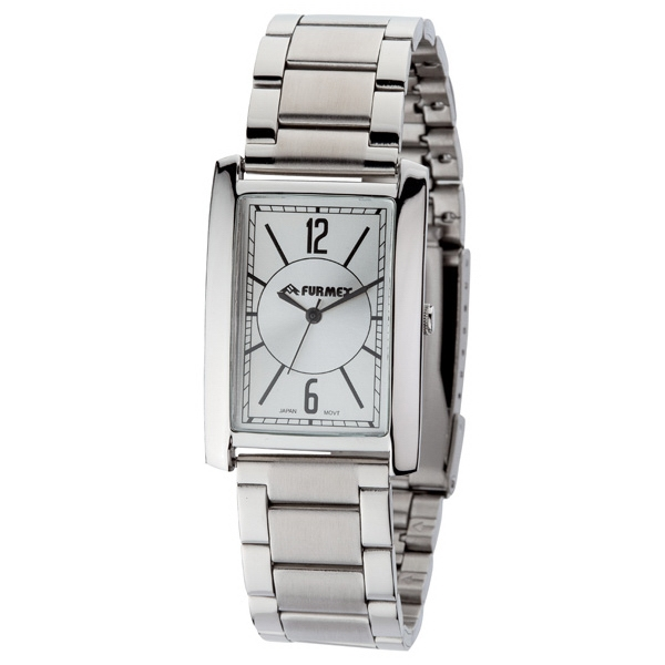 Men's 28mm - Watch With Rectangular Case Classic Style Photo