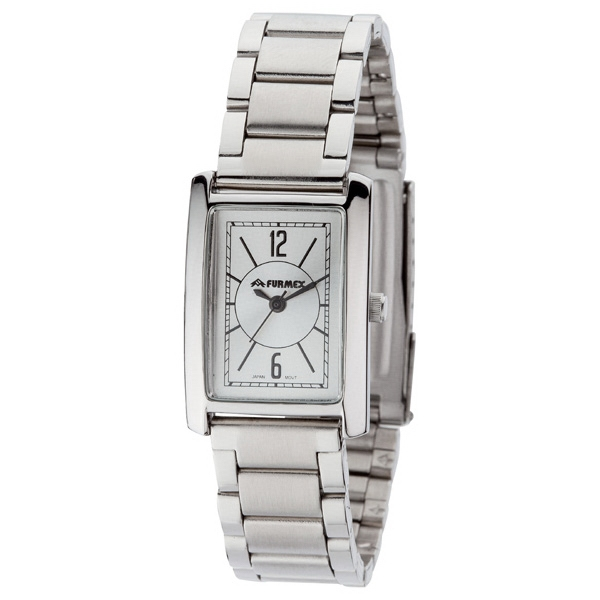 Women's 22mm - Watch With Rectangular Case Classic Style Photo