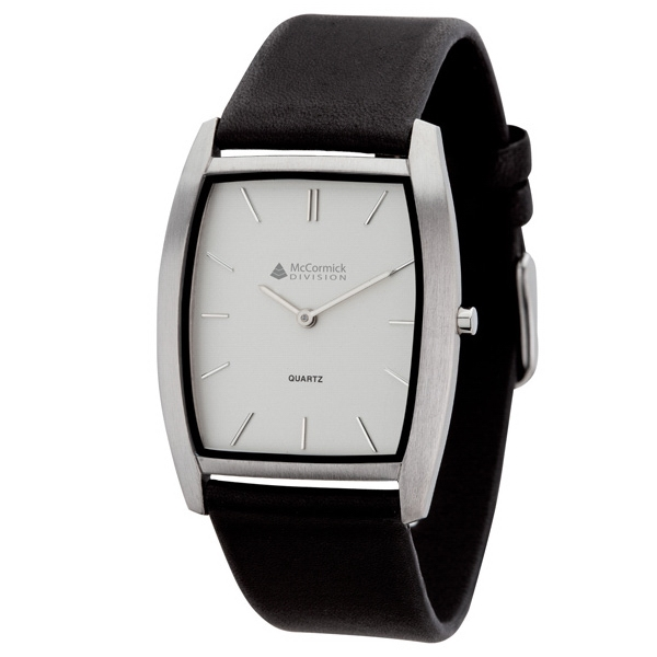 Unisex Watch With Rectangular Cases Photo