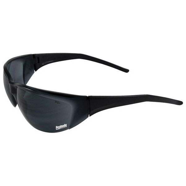 Tranzmission - Gray Lens - Anti-fog Safety Glasses Photo