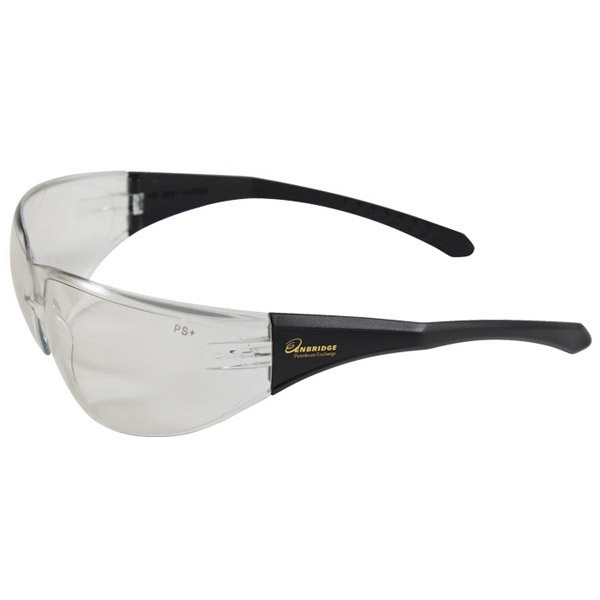 Direct Flex - Clear Lens - Safety Glasses With A Rimless Design Photo