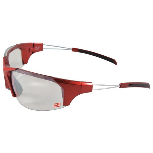 Hi-nrg - I/o Mirror Lens - Safety Glasses With A Semi-rimless Design Photo