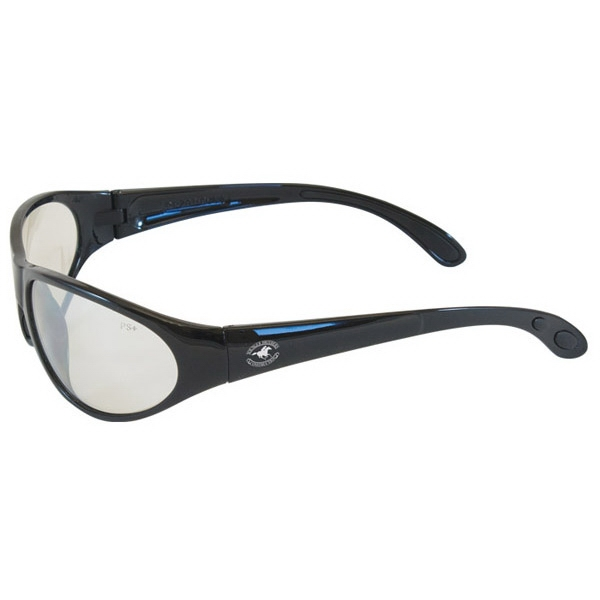 Pirana - I/o Mirror Lens - Safety Glasses With A Sporty Frame, Built For Comfort Photo