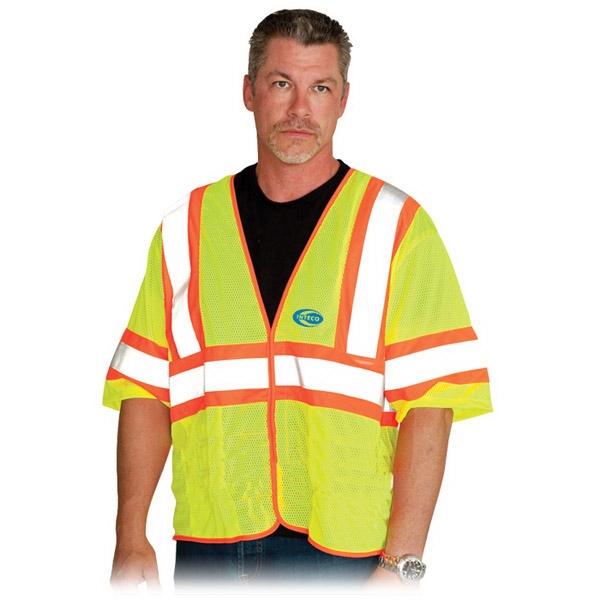 Value Two Tone Mesh Vest
