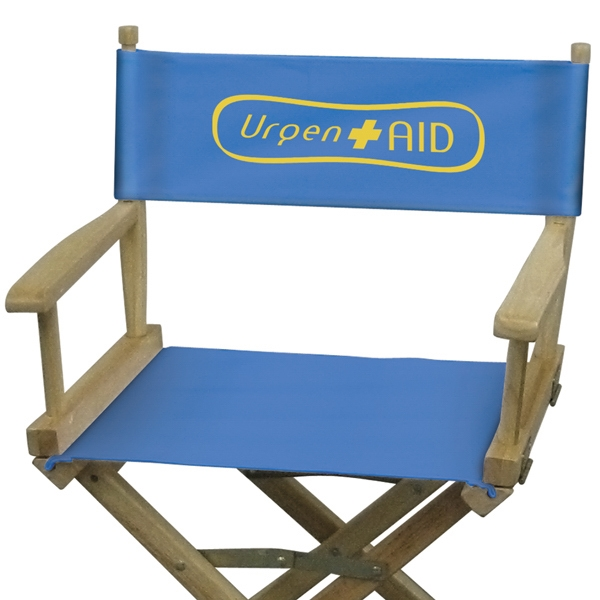 Replacement Canvas Kit For Directors Chair, With 1-color Imprint Photo