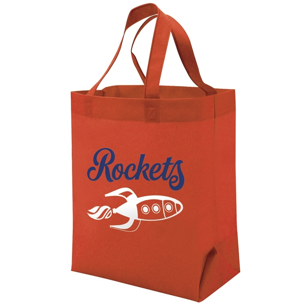 Value Tote 2-color Screen Print, 1-sided Photo