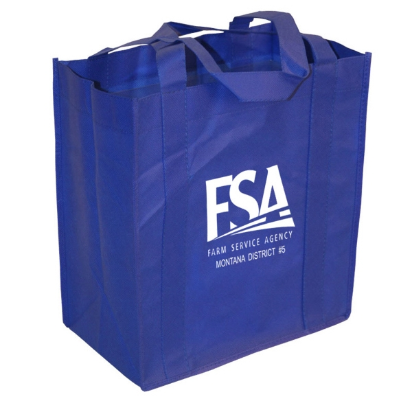 The Shopper - Polypropylene Non Woven 95g Shopping Bag Photo