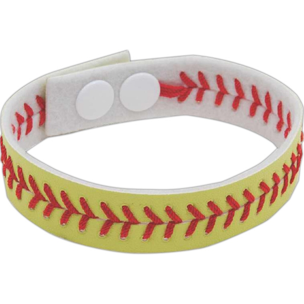 Softball Sports Bracelet Domestic (BLANK)