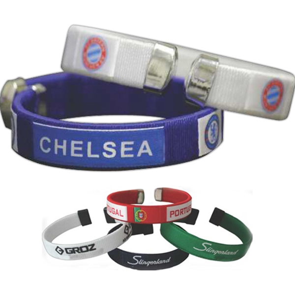 Woven Bracelet Strong Polyester
