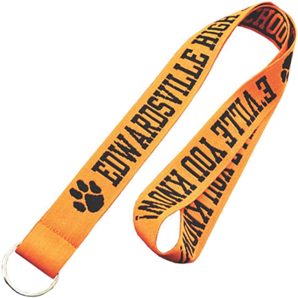 "Polyester Woven Lanyard 36"" x 1"""
