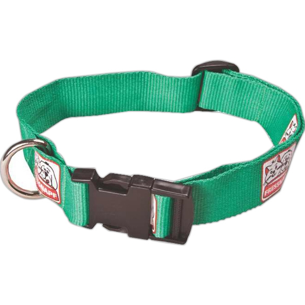"Dog Collar 20"" x 3/4"" Polyester Dye Sublimated"