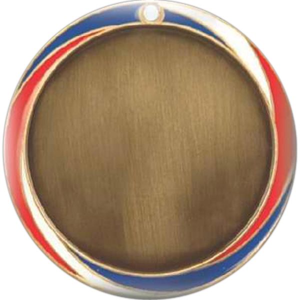 "Express 2"" Insert Medallion-3 Day Production Service"