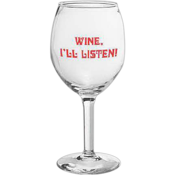 Citation - Wine Glass 11 Oz Photo