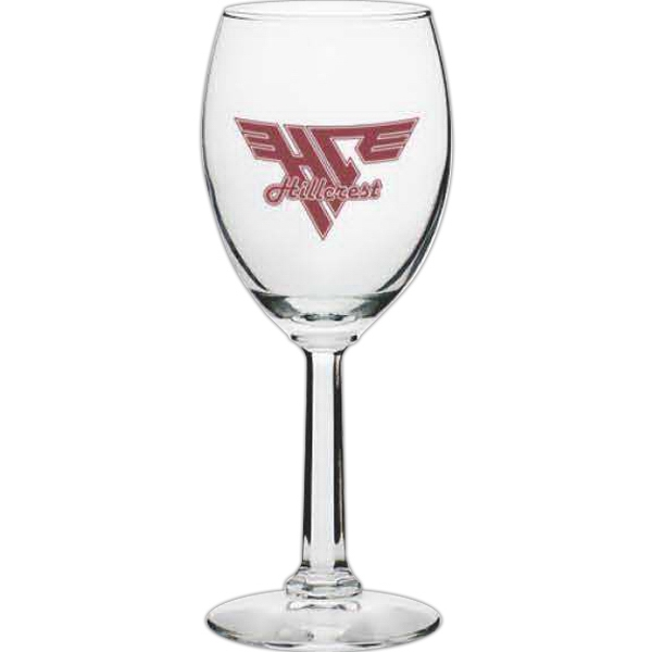 Napa - Wine Glass 8 Oz Photo