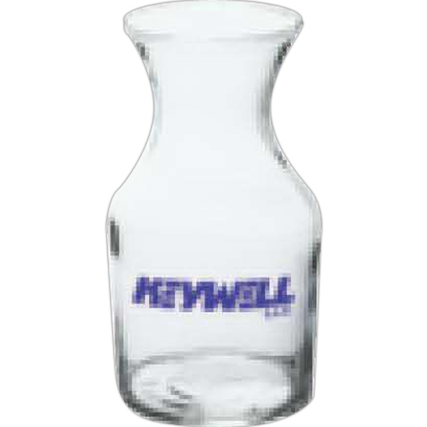 6 Oz. Glass Decanter Photo
