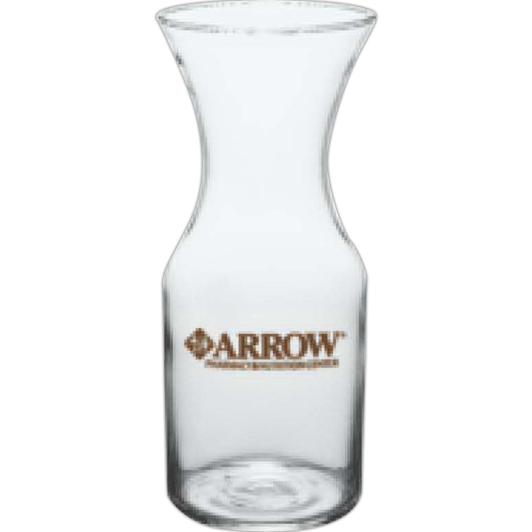 1/2 Liter Glass Decanter Photo