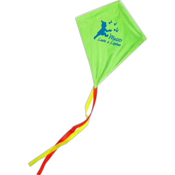Environmentally Friendly Kite That Has 90% Biodegradable Content Photo