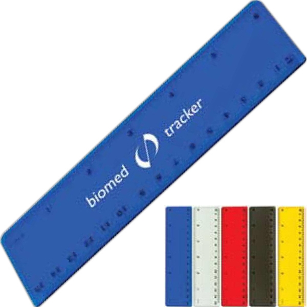 Digital Full Color Process - 6 Inch School Ruler Photo