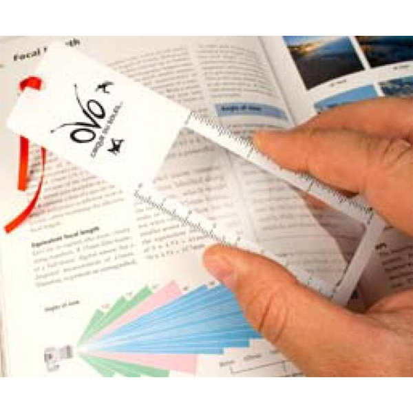 Bookmark Magnifier Photo
