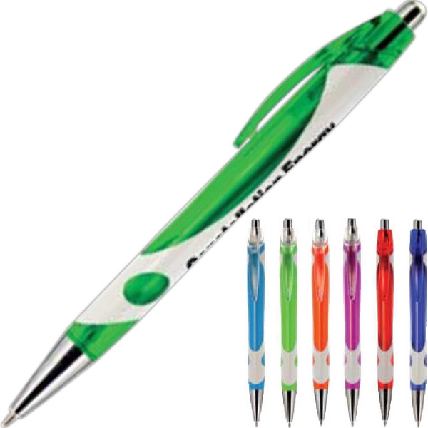 Sedona - Printed - Pen With A Cheerful Barrel Design Photo