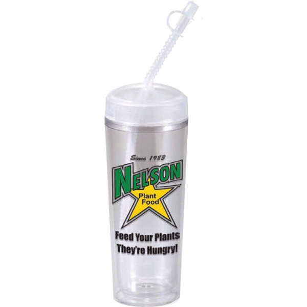 Explorer - 20oz. Tumbler With Dome Lid & Direct Print Photo