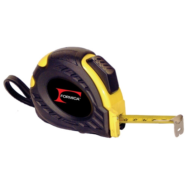 Retractable Tape Measure, Size 25' Long Photo
