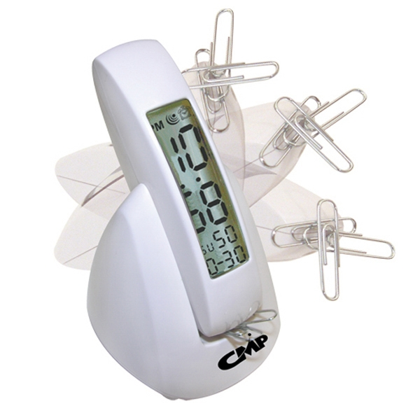 Clip Flip Multi-function Clock Photo