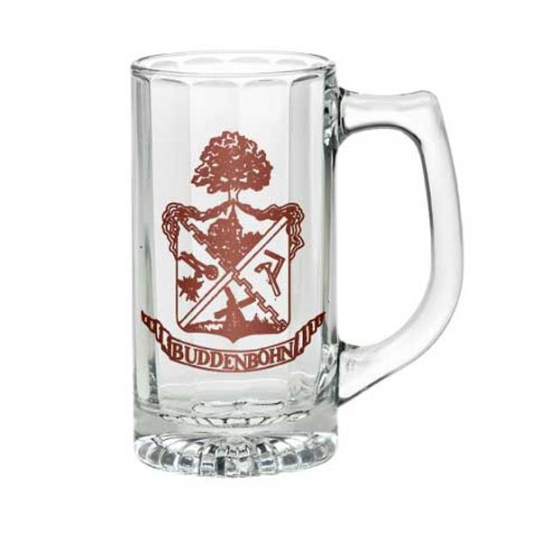 13 oz. Distinction Glass Mug
