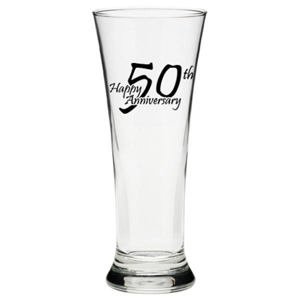 16 oz. Flared Pilsner Glass