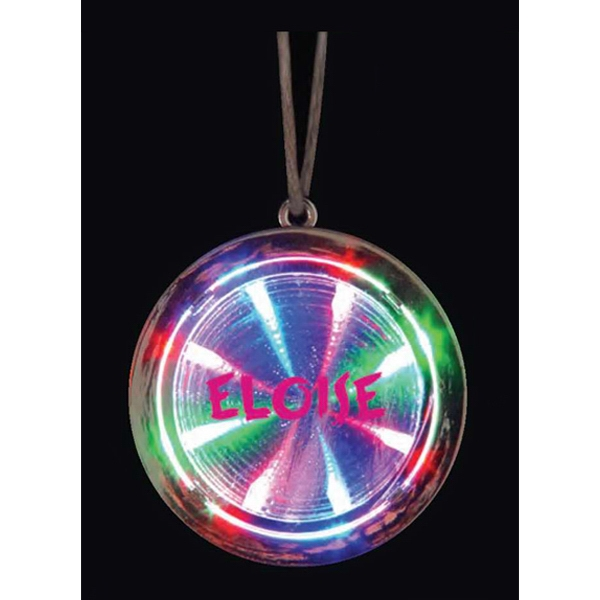 Flashing Tunnel Necklace Photo