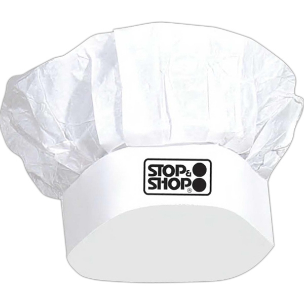 White Chef's Hat Photo
