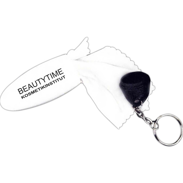 Microfiber Screen Cleaner Keychain Photo