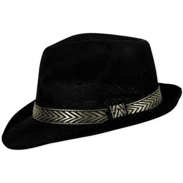 Mesh Fedora Hat