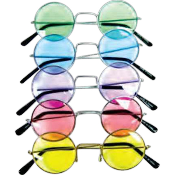 Lennon - Lennon Glasses, Priced Per Pack Of 12, Blank Product Photo