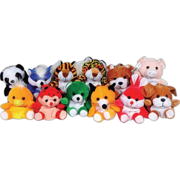 Plush animals