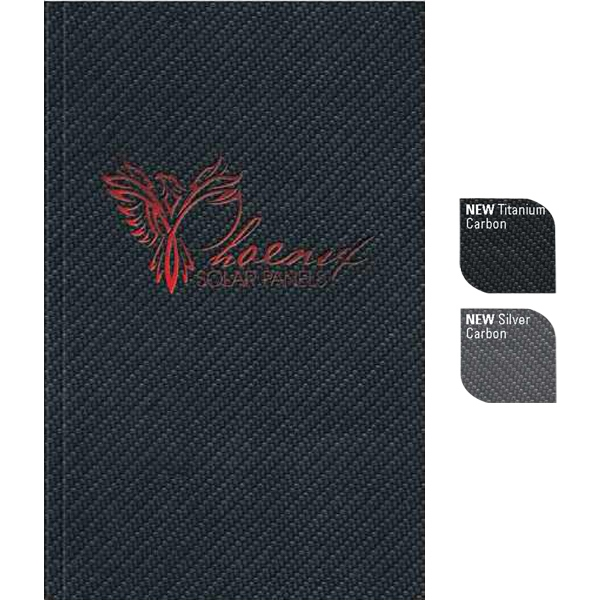 "Perfectbook (tm) - 5.5"" X 8.5"" Notepad With Durable, Rugged Texture Photo"