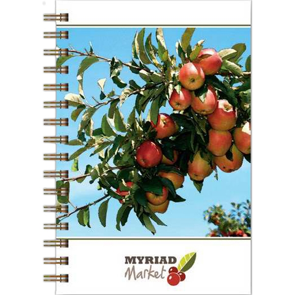 "Imagebook (tm) - 5.5"" X 8.5"" Full Color, High-gloss Cover Seminar Journal Photo"