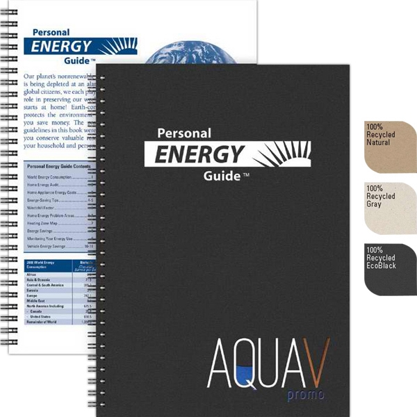 "Energytips (tm) - 7"" X 10"" Medium Energy Saver Guide With Recycled Components, 50 Sheets Eco-filler Photo"
