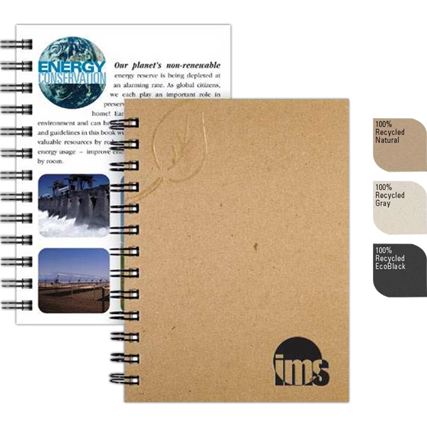 "Energytips (tm) - 5"" X 7"" Small Energy Saver Tips Made With Recycled Components, 100 Sheets Eco-filler Photo"