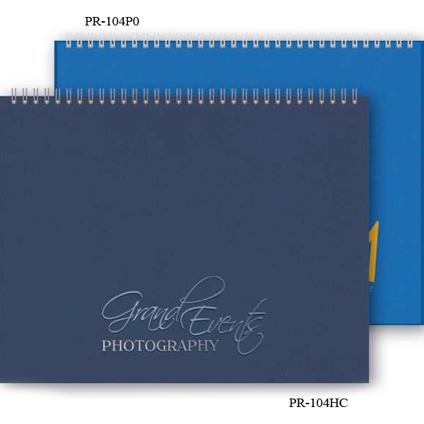"The President (tm) - 11"" X 8.5"" Prestige Hardcover President (tm) Horizontal Monthly Planner Photo"